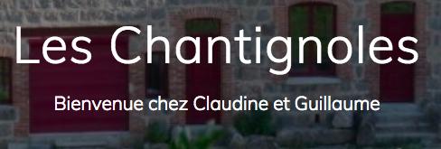 Gîte Les Chantignoles